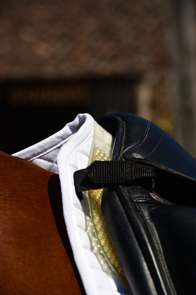 VIP Saddle Pad - the Very Important Pad