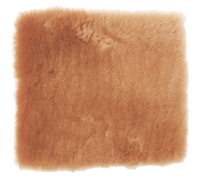 Sheepskin Noseband Or Poll Cover From The Comfy Horse Company