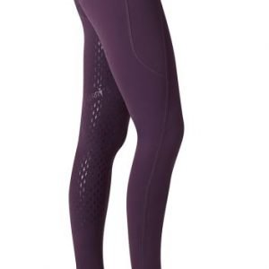 Kerrits ice-fil tights Eggplant