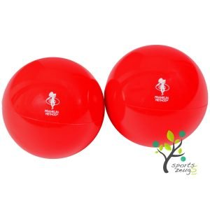 Franklin red mini balls