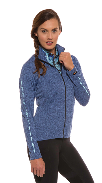 kerrits ice fill full zip jacket