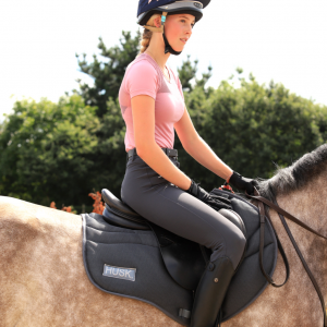 Husk Steel GP saddlepad