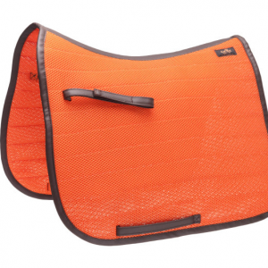 Cal Rei Dressage Saddle Cloth Orange