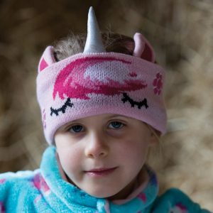 Equetech Unicorn Knit headband