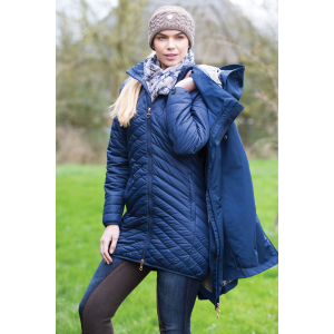 3 in 1 Trilogy coat Navy