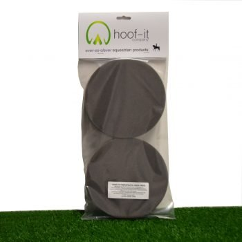 Therapeutic hoof pads