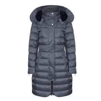 Equetech Alpha Padded Coat Grey