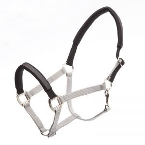 Kavallastic Safety Halter Silver Grey